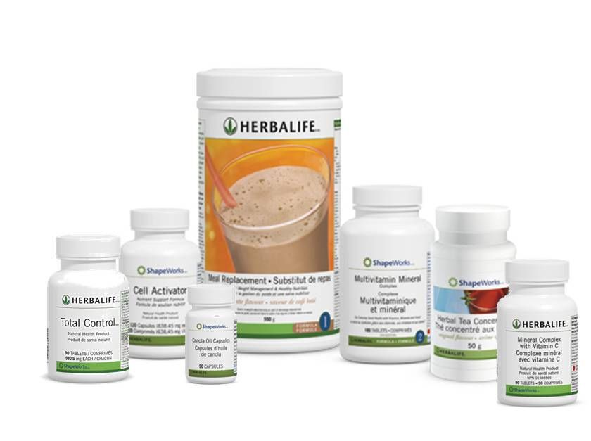 Weight Loss Programs: Herbalife Weight Loss Programs